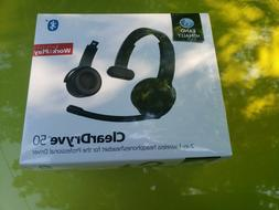 Rand McNally ClearDryve 50 Bluetooth 2in1 Wireless Headphone