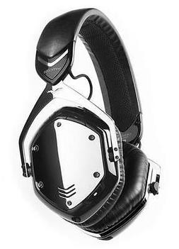 V-Moda Crossfade Wireless Over-Ear Headphone - Phantom Chrom