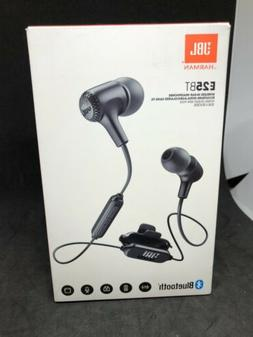 JBL E25BT Black wireless In-ear Headphones - Brand New
