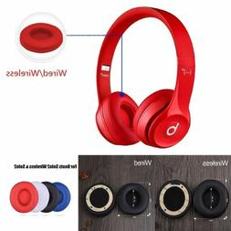 Ear Cover Cushion Earpads Replacement For Beats Solo 2.0 Wir