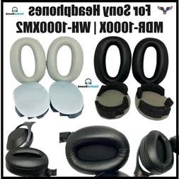 Ear Pad Cushion Parts Pair/Set for Sony WH-1000XM2 MDR-1000X