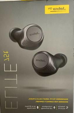 Jabra - Elite 75t True Wireless In-Ear Headphones Titanium B