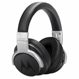 Motorola Escape 500 Wireless Bluetooth ANC Headphones Black