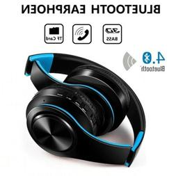 Fashion Wireless Headphones Bluetooth Headset With Microphon