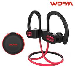 Mpow Flame Waterproof Noise Cancelling Headphones with Case