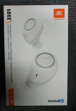 JBL Free X Truly Wireless Headphones Built-in Remote& Mic Br