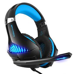 Gaming Headset for Xbox One, PS4, Nintendo Switch, PC, Selie