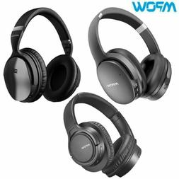 Mpow H10 H5 Noise Cancelling Wireless Bluetooth Headphones H