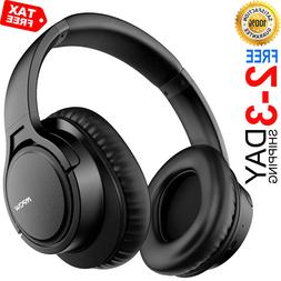 Mpow H7 Upgrade from H5 Active Noise Cancelling Wireless Blu