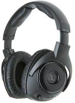 Sennheiser HDR160 Digital Wireless Receiver Headphone - Blac