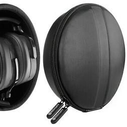 Geekria Headphone case Compatible with Skullcandy HESH 3, Cr