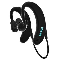KuaiFit Sport Headphones - Heart Rate Monitor, Fitness Track