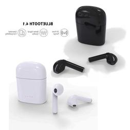 Headphones Wireless Bluetooth 4.2 Stereo Cordless Earbuds Fo