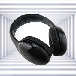 High Quality Stereo Wireless Headset with Built-in Fm Radio