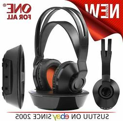 One For All HP1030 Rechargeable Wireless TV Headphones - 8-1