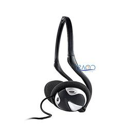 RCA HP245 Folding Neckband Style Headphone for Smartphones,