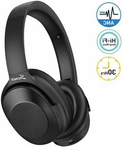 Anker Hybrid Active Noise Cancelling Over Ear Headphones Wir