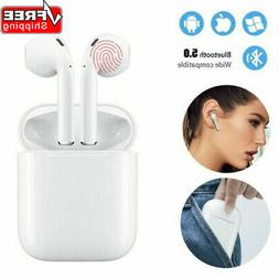 i12 TWS Bluetooth 5.0 Earbuds Wireless Headphones Earphones