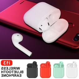 i13 TWS Wireless Bluetooth 5.0 Earbud Mini Earphone Headphon