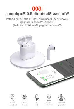 i500 TWS Wireless Bluetooth Earphones Earbuds Touch Control