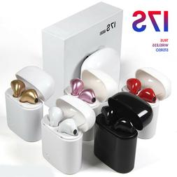 I7S TWS Wireless Bluetooth Headphones Earpods, Earbuds, Airp