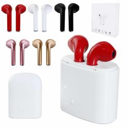 For iPhone 7/8 Wireless Bluetooth Earphone Headphone Stereo