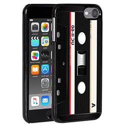 iPod Touch 6 case,AIRWEE Slim Back Cover Hard Plastic Protec