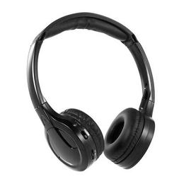 IR Infrared Wireless Car Headphone Stereo Wired Earphone for