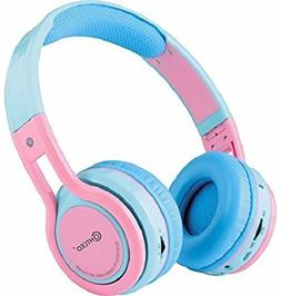 Contixo KB-2600 Kid Safe 85DB Over the Ear Foldable Wireless