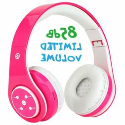 Mokata Kids Foldable Headphones Wireless Bluetooth Headphone