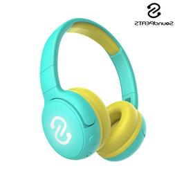 SoundPEATS Kids Headphones Childrens Bluetooth Wireless Head