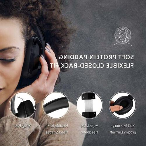 Mpow H7 Headphone Wireless Earphone