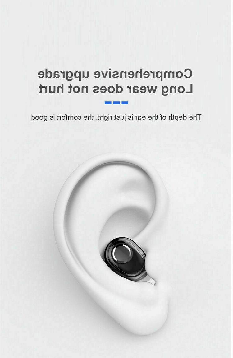 2019 Bluetooth Earbuds