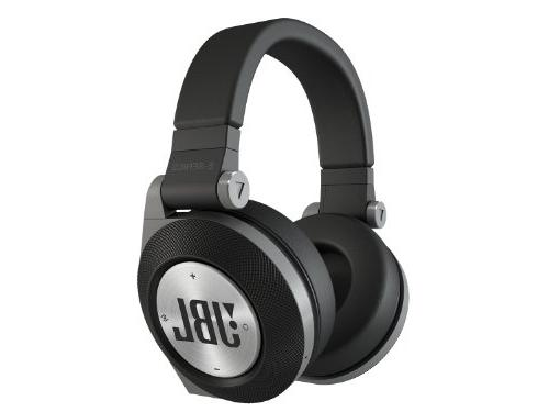 JBL E50BT Black Premium Wireless Over-Ear Bluetooth Stereo H