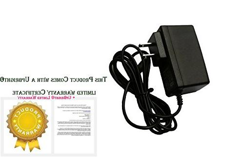 UpBright 9V Adapter for TR175 TR 165 165 Wireless 175 TR TR185 195 RS165 TR165 Power Supply