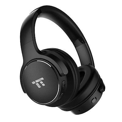 active noise cancelling bluetooth headphones