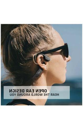 AfterShokz Bone Conduction Wireless Headphones