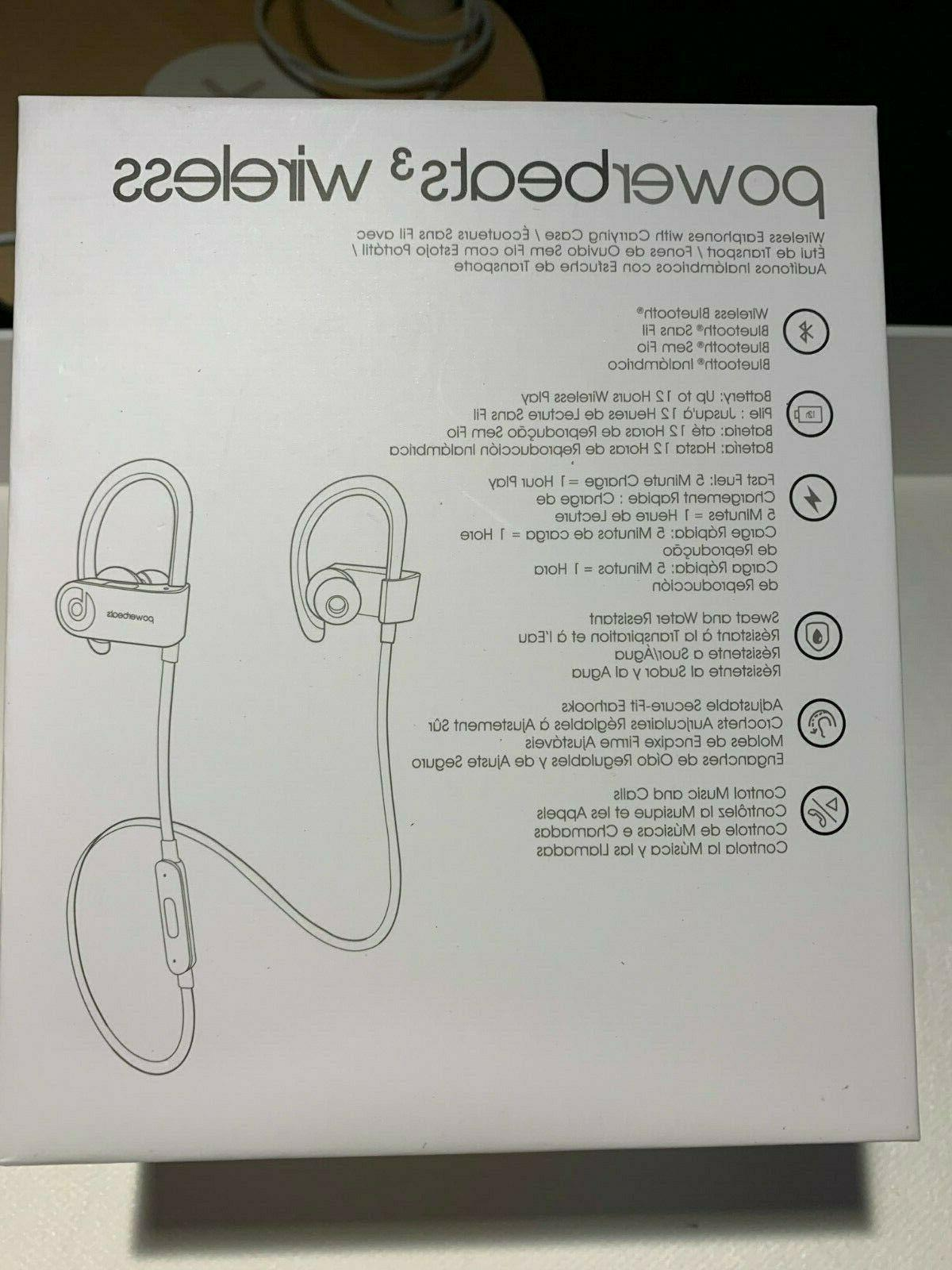 Beats Powerbeats3 Wireless Ear-Hook - Siren