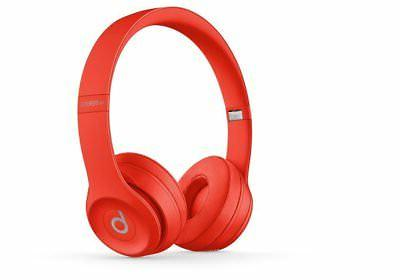 Apple Wireless Red On Ear MP162LL/A