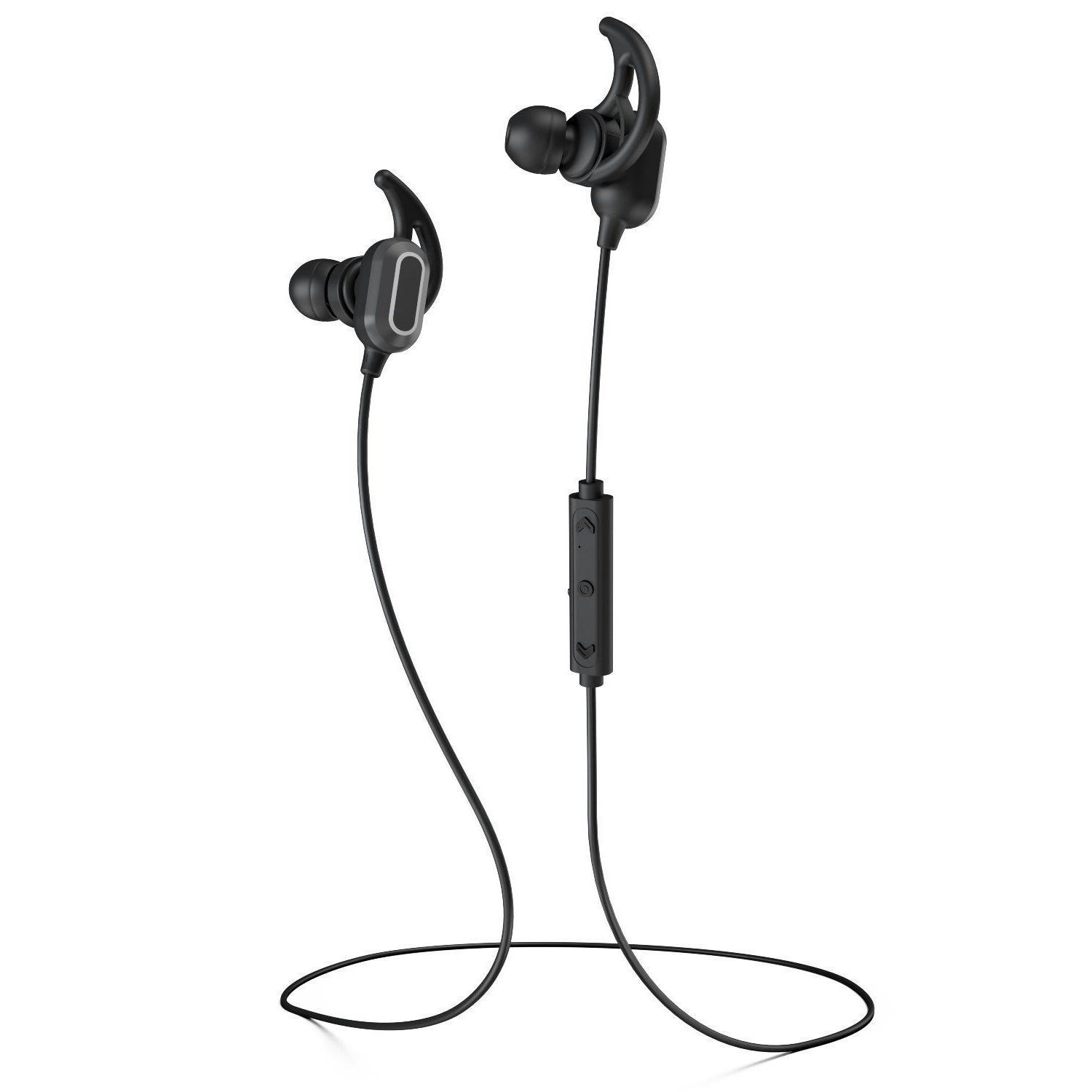 bhs 760 bluetooth headphones magnetic wireless sport