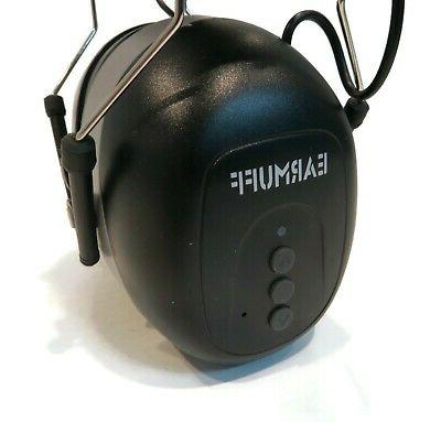 EarMuff Wireless with Bluetooth Rechargable