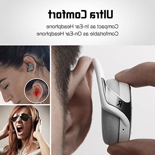 Bluetooth 4.2 Sports Headset Stereo Case, 12 Playback
