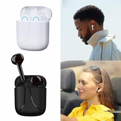 bluetooth 5 0 headset wireless tws earbuds
