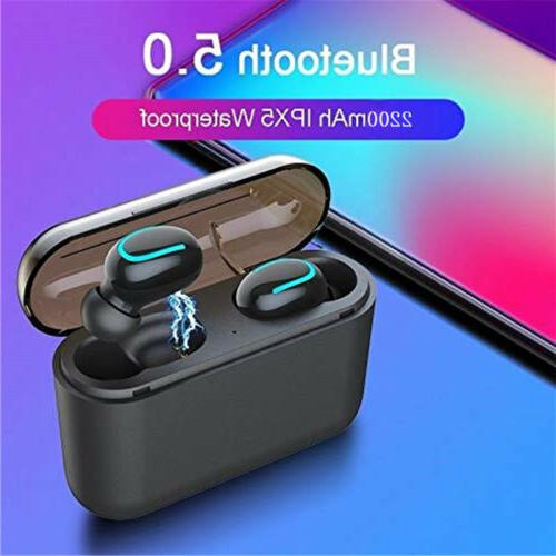 bluetooth 5 0 ture wireless headphones tws