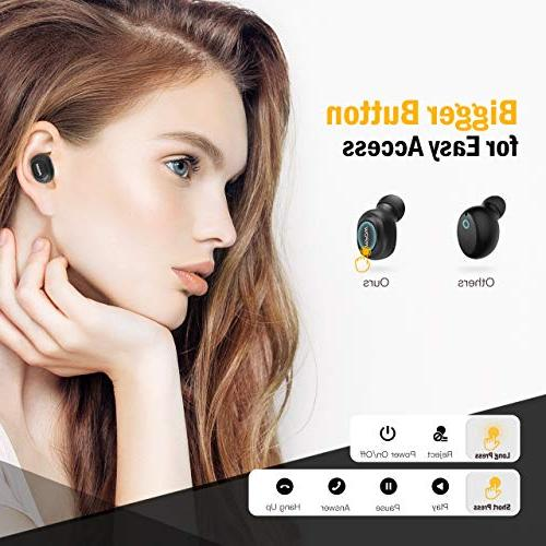 Mpow Wireless Invisible Mini Bluetooth USB Bluetooth Phone