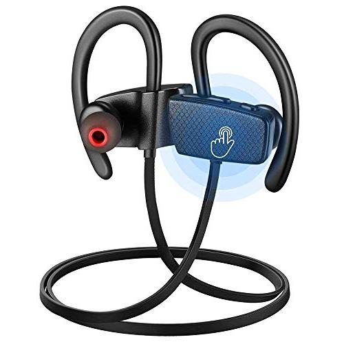 bluetooth headphones wireless sports ipx6 waterproof earbuds