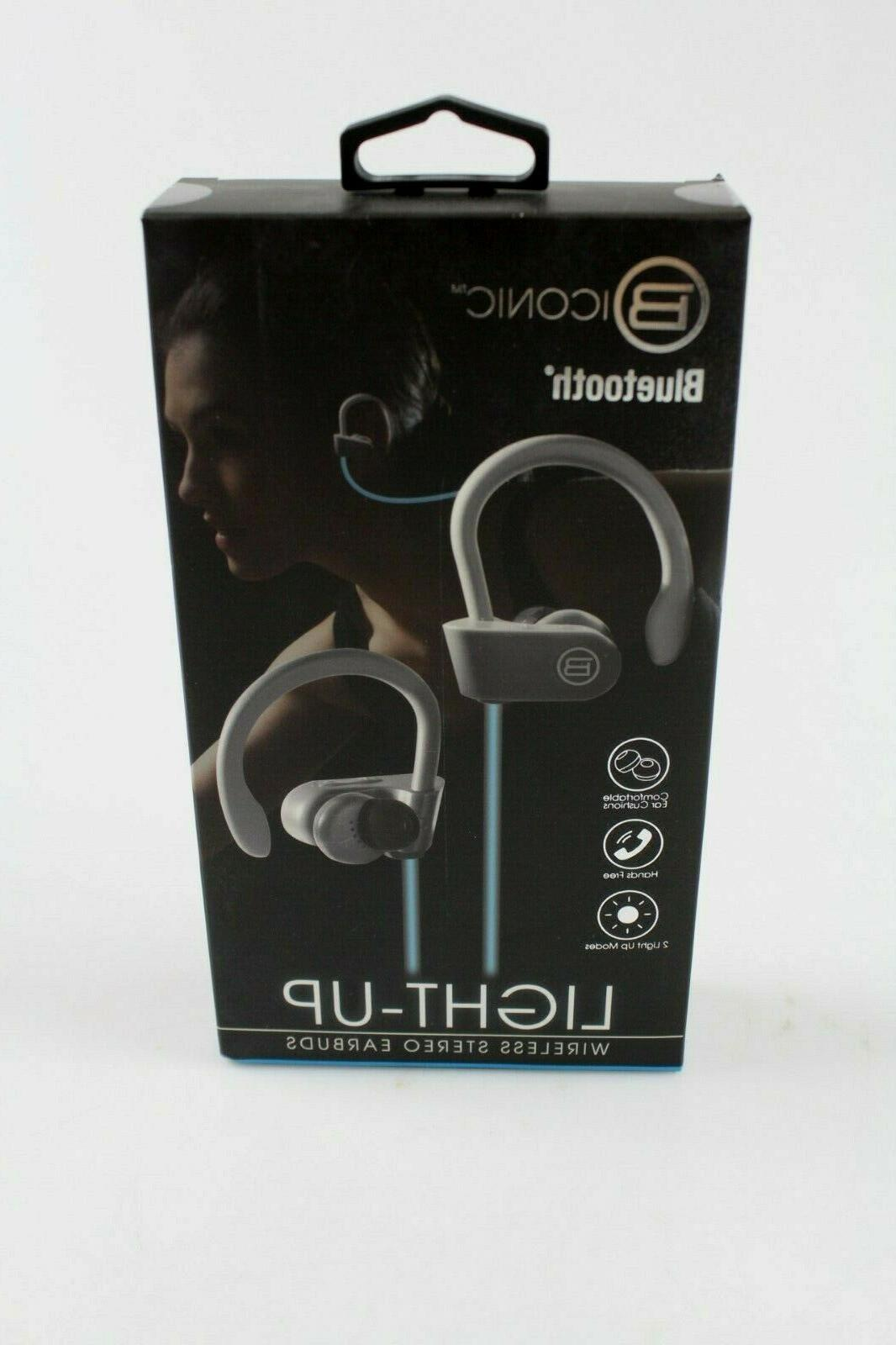 Biconic Wireless Stereo Earbuds NIB Sealed!