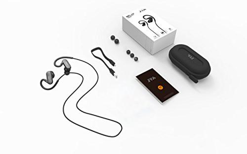 AYL Bluetooth Running - Wireless Earbuds Sport, Richer in-Ear w/Mic, Cancelling Headsets with Headphones