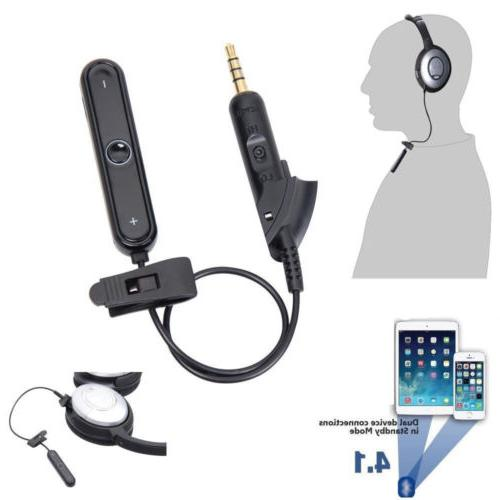 bluetooth wireless adapter cable receiver for quietcomfort