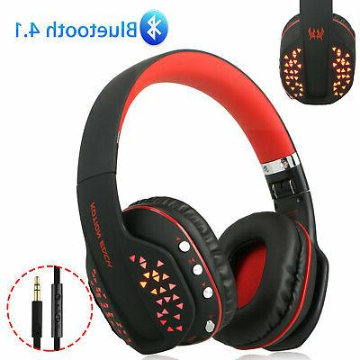 bluetooth wireless gaming headset for xbox pc